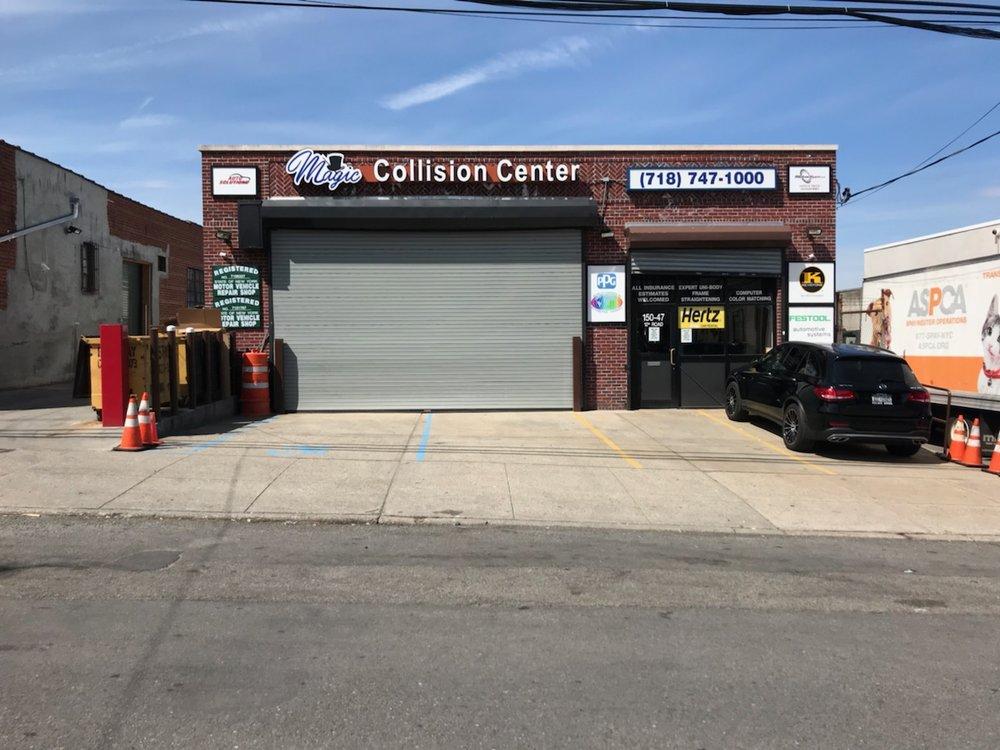 Magic Collision Center