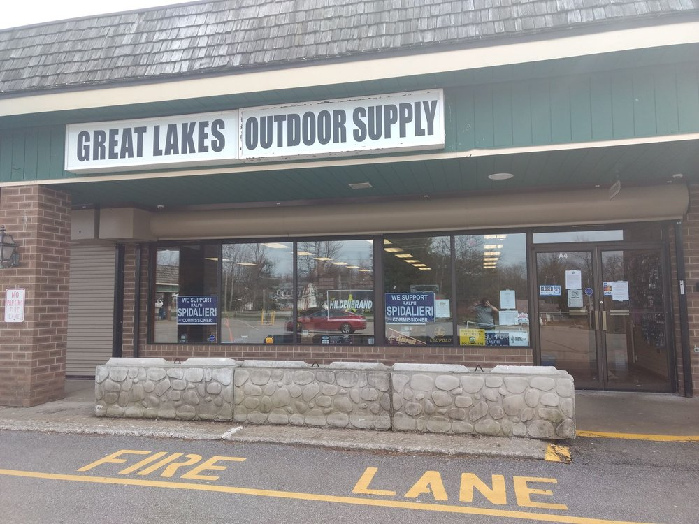 Great Lakes Outdoor Supply: 8389 Mayfield Rd, Chesterland, OH
