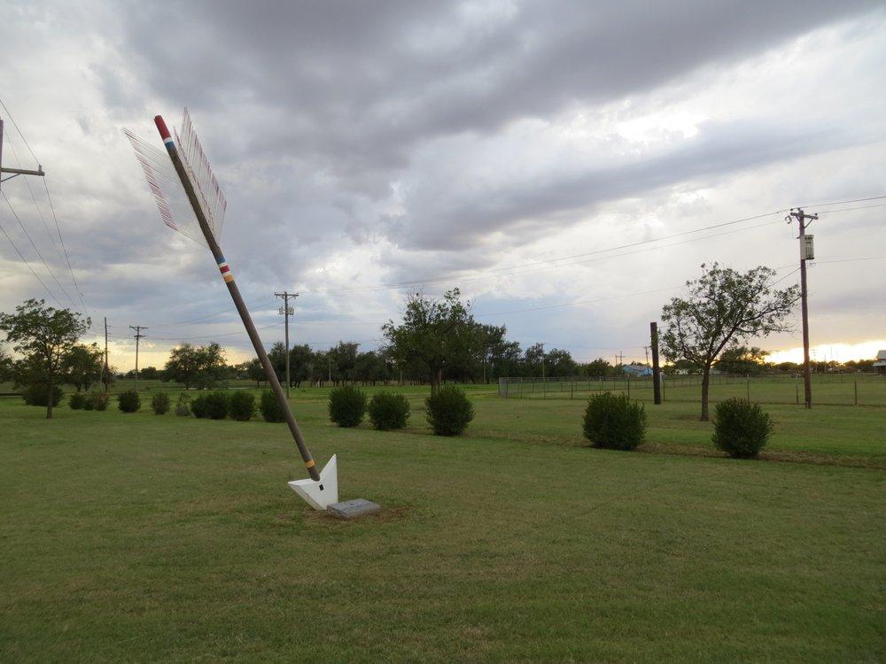 Crosbyton City Park: Crosbyton, TX