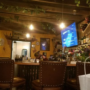 Photo Of Aliano S Ristorante East Dundee Il United States The Bar At