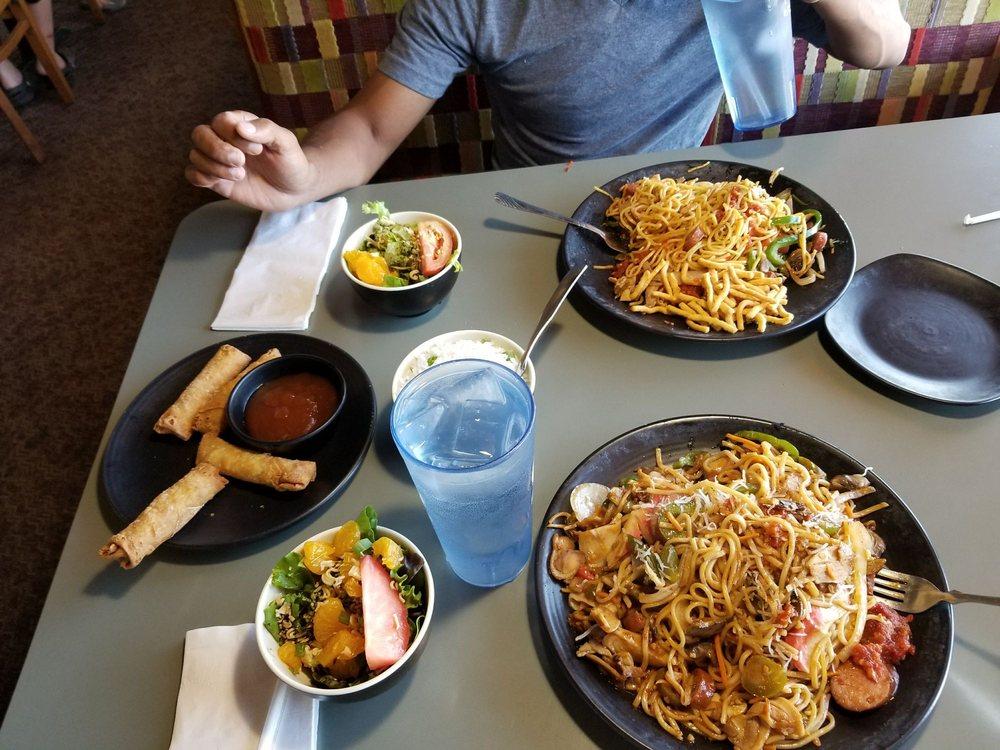HuHot Mongolian Grill: 102 Apache Mall, Rochester, MN