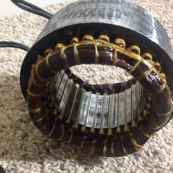 Photo Of Sparks Electric Motor Repair Nv United States Stator After