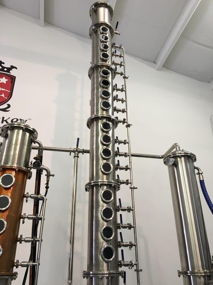 MurLarkey Distilled Spirits: 7961 Gainsford Ct, Bristow, VA