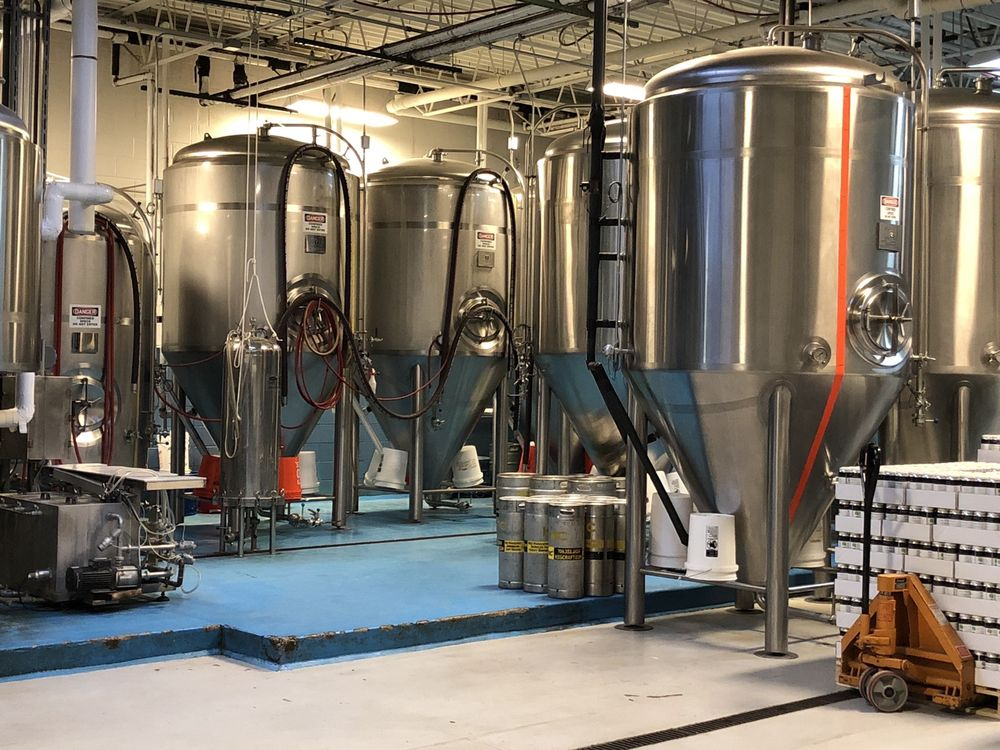 Church Street Brewing Company: 1480 Industrial Dr, Itasca, IL