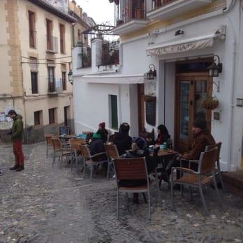 Cafe  Gatos Granada Menu