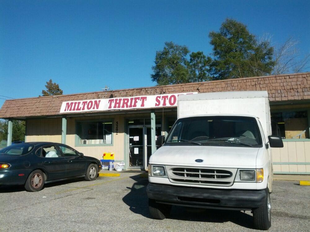 Milton Thrift Store: 5292 Stewart St, Milton, FL