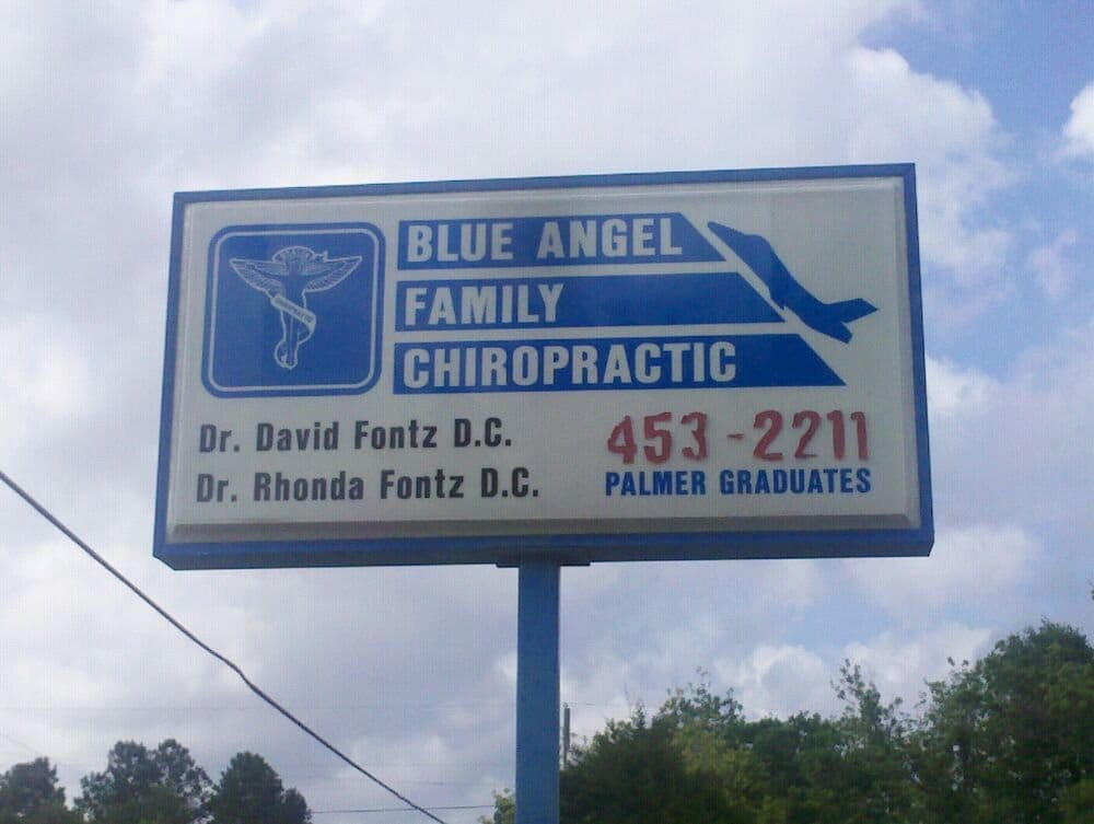 Blue Angel Family Chiropractic: 5700 N Blue Angel Pkwy, Pensacola, FL