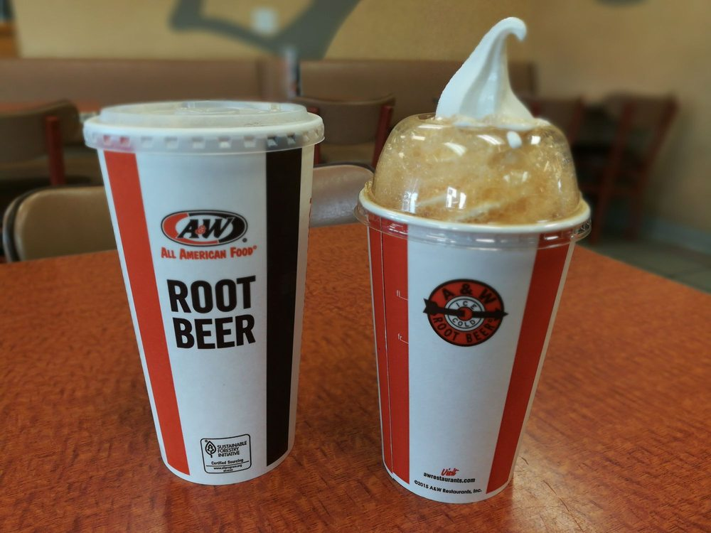 A&W Restaurant: 1010 Main St, Sweet Home, OR