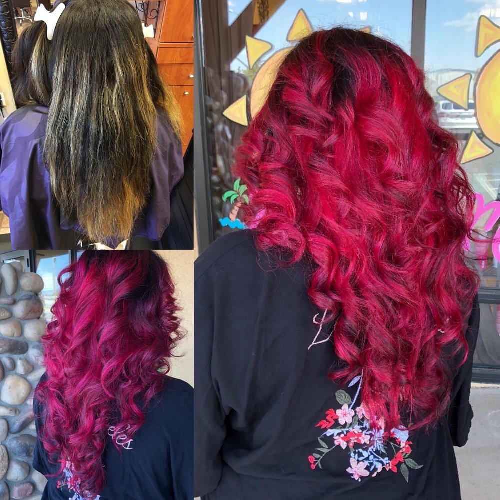 Envy Hair And Nail Salon: 4495 N Bank St, Kingman, AZ
