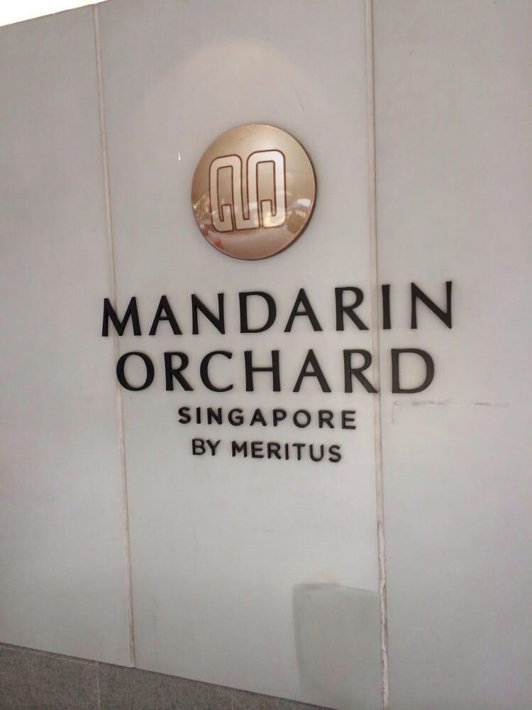 Meritus Mandarin Singapore