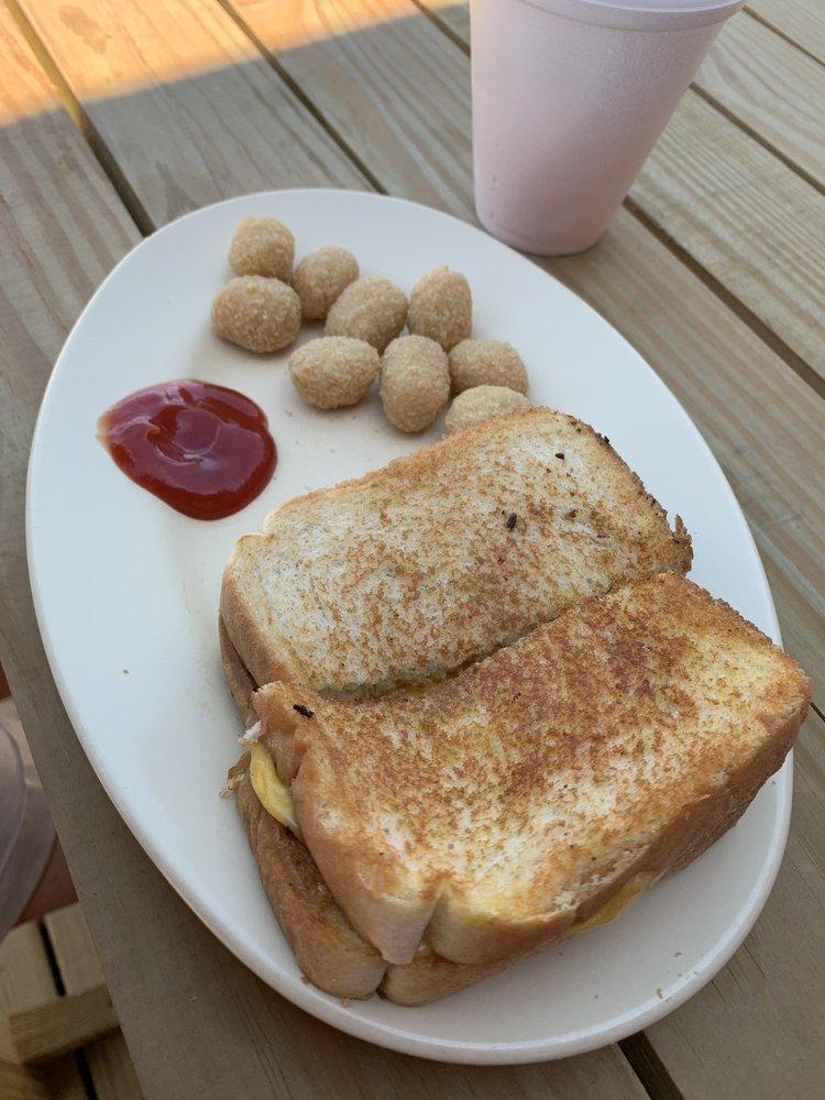 Burger Barn: 407 W Main St, Antlers, OK