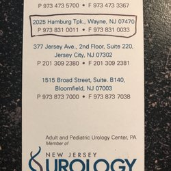New Jersey Urology - 2019 All You Need to Know BEFORE You Go