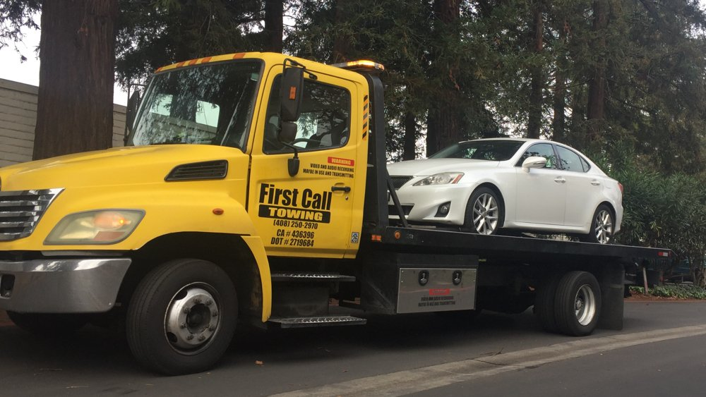 Towing business in San Jose, CA