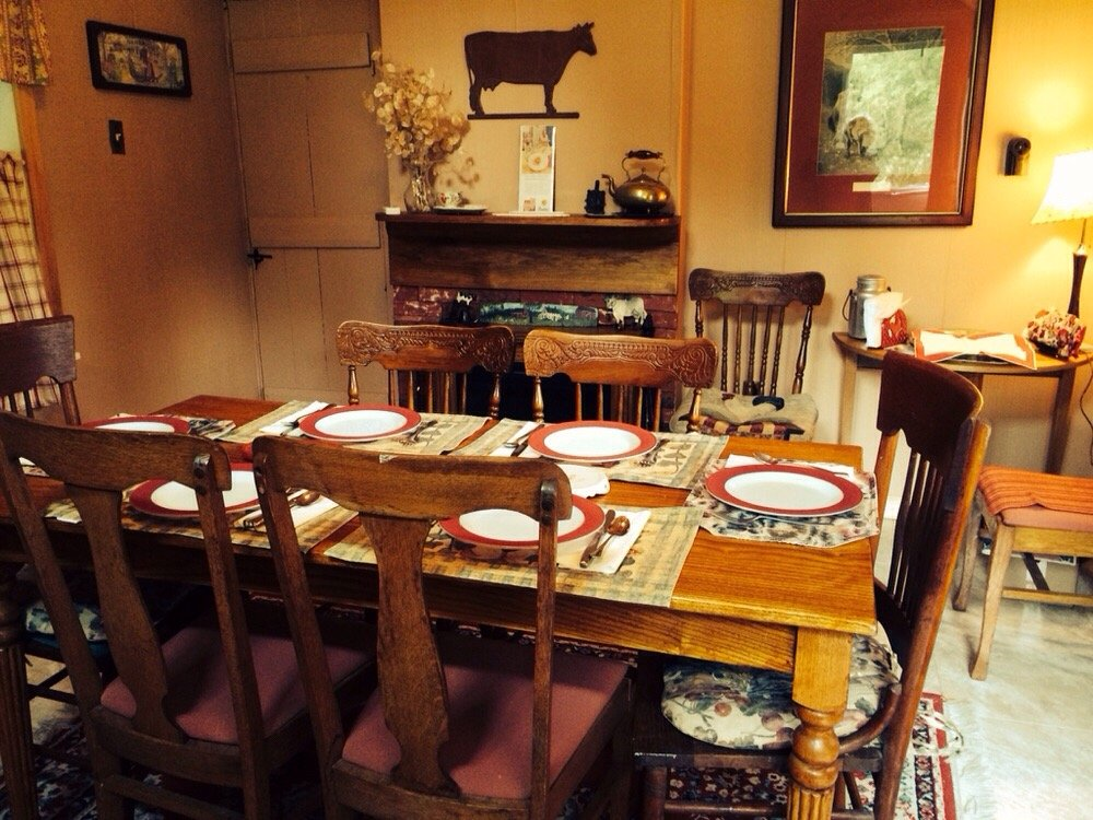 The Milkhouse Bed & Breakfast: 7537 E S St, Clinton, NY