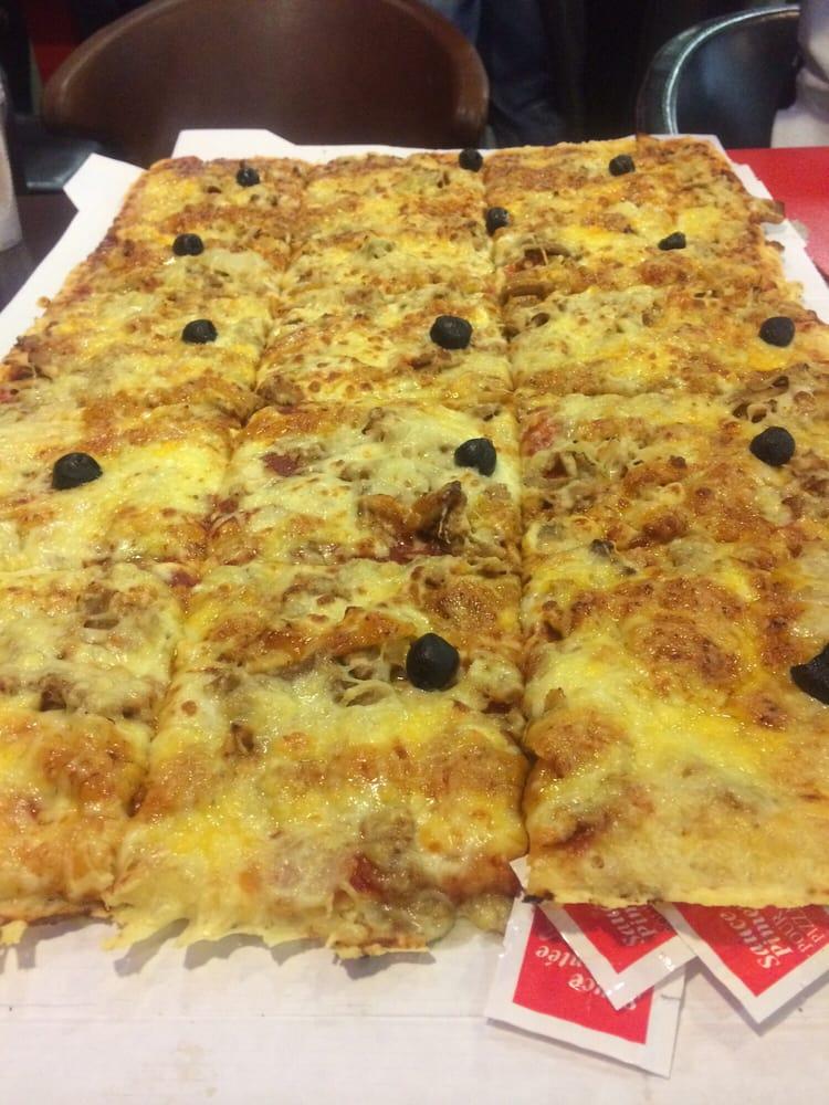 Plutot Pizza Ou Fast Food