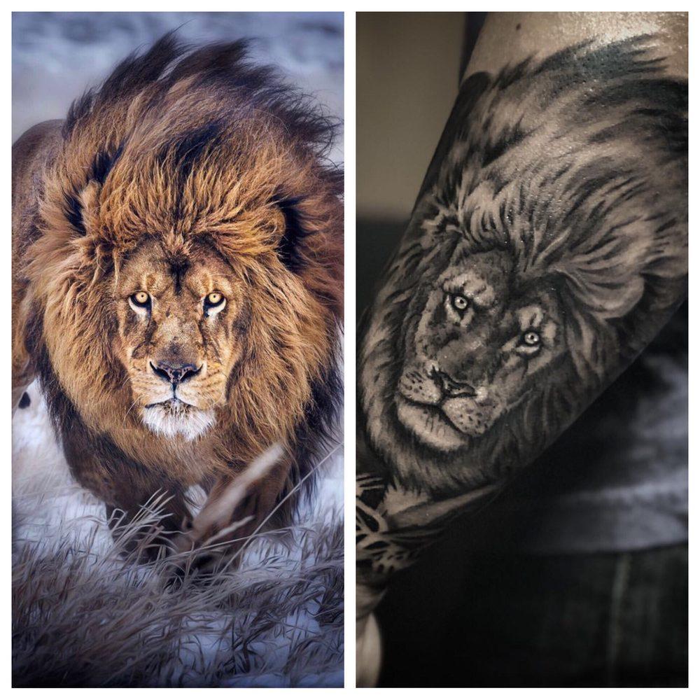 Get Ink Tattoo