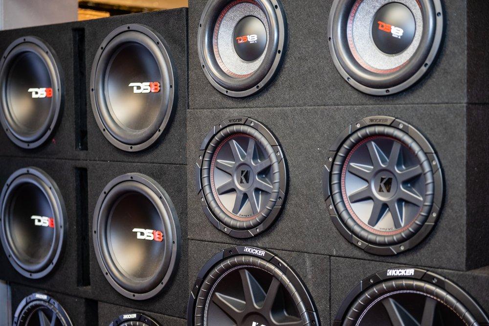 Hot Drive & Sound: 3501 W Sunrise Blvd, Fort Lauderdale, FL