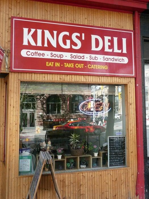 Kings' Deli Cafe