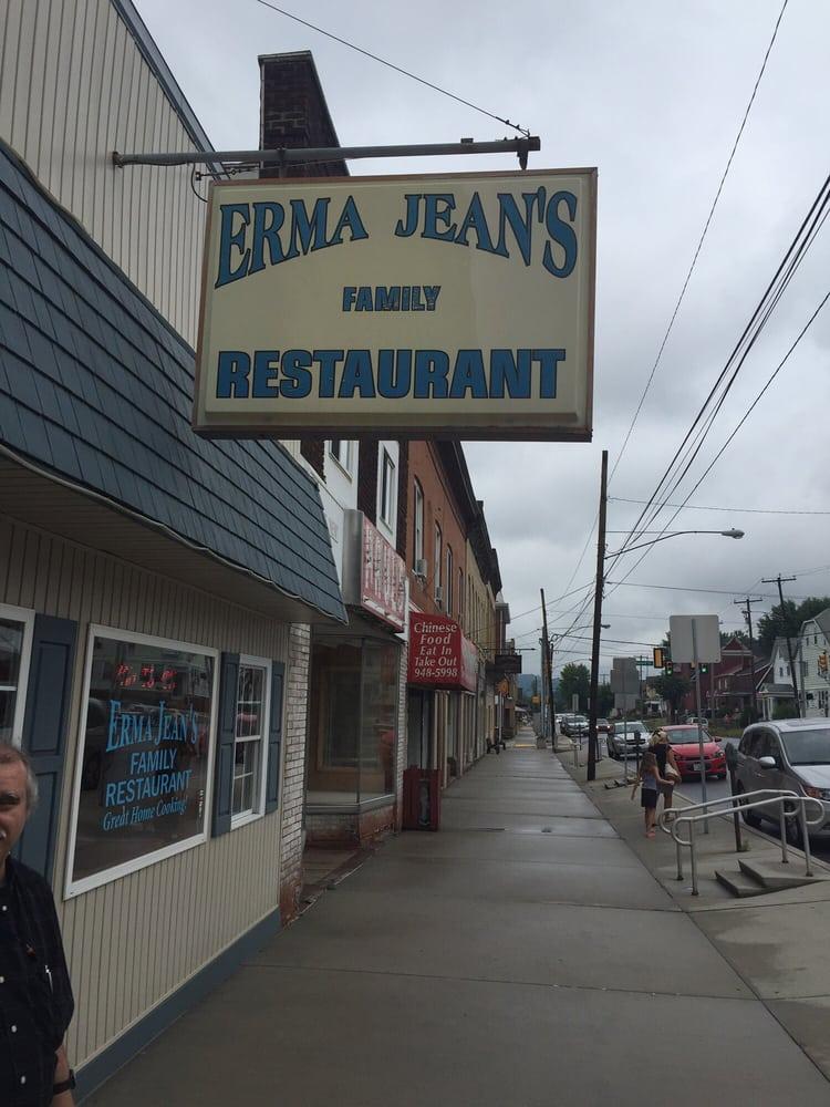 Erma Jean's: 1010 Philadelphia Ave, Northern Cambria, PA