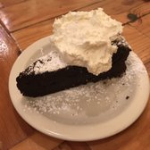 Fritto Misto Flourless Chocolate Cake