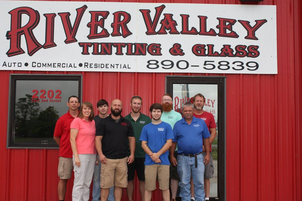 River Valley Tinting: 2202 East 2nd St, Russellville, AR