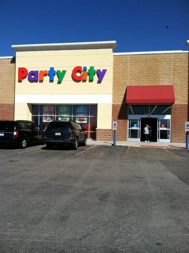 Party City: 10845 Lincoln Trl, Fairview Heights, IL