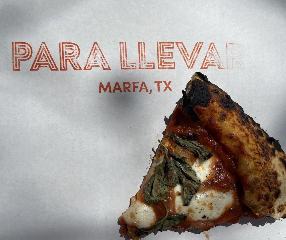 Marfa Para Llevar: 113 S Dean, Marfa, TX