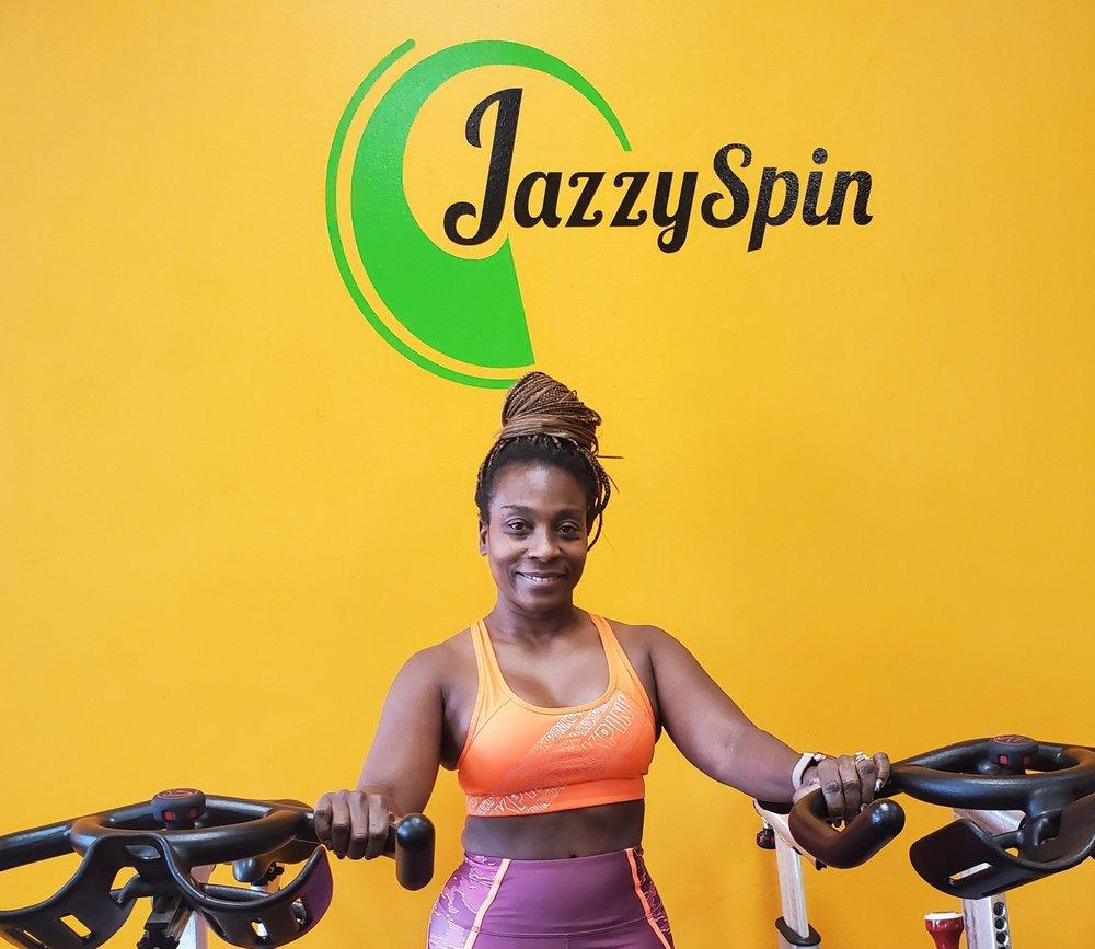 JazzySpin Total Fitness: 432 Elmont Rd, Elmont, NY