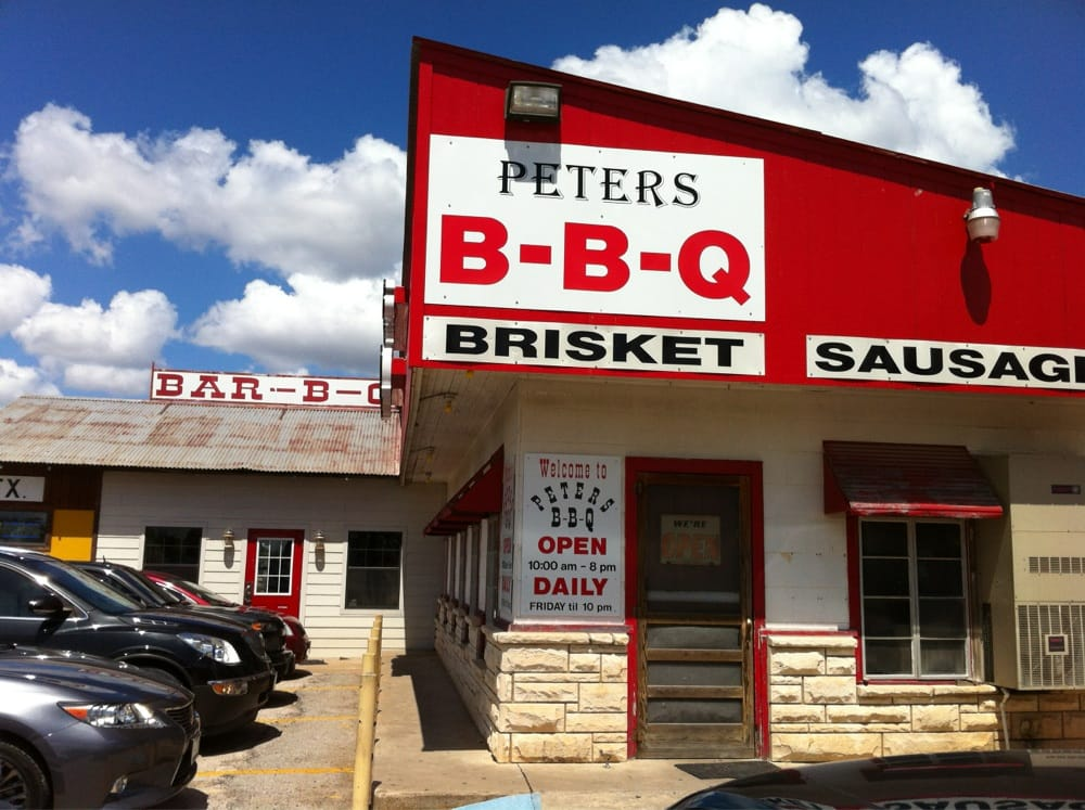 Peters bbq 55 photos 93 avis bbq grillades 301 w state hwy 71 ellinger tx tats - Avis barbecue naterial florida ...