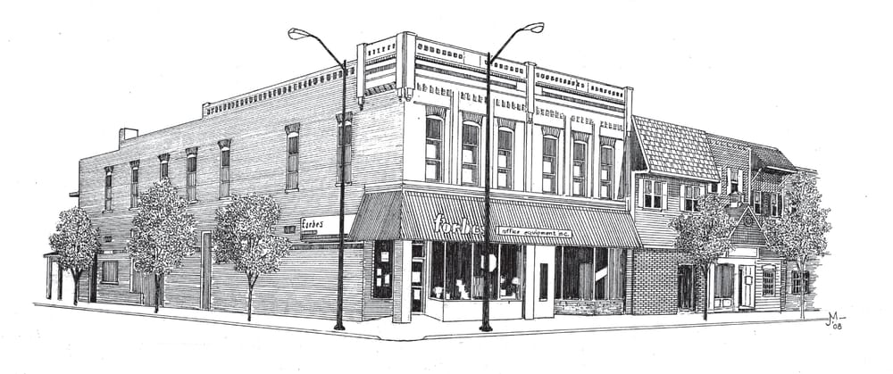 Forbes Office Solutions Inc: 102 N 2nd Ave E, Newton, IA