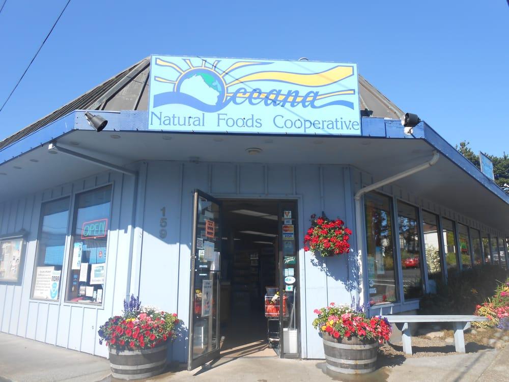 Oceana Natural Foods Coop