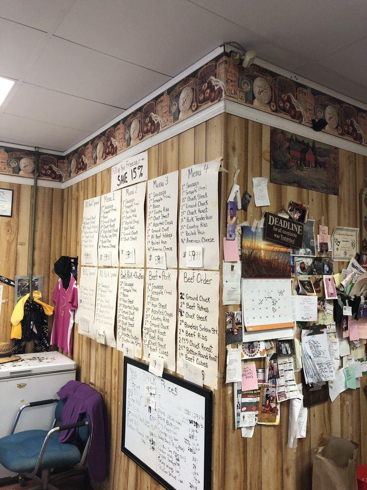 Family Butcher Shop of Delmarva: 27617 Dagsboro Rd, Dagsboro, DE