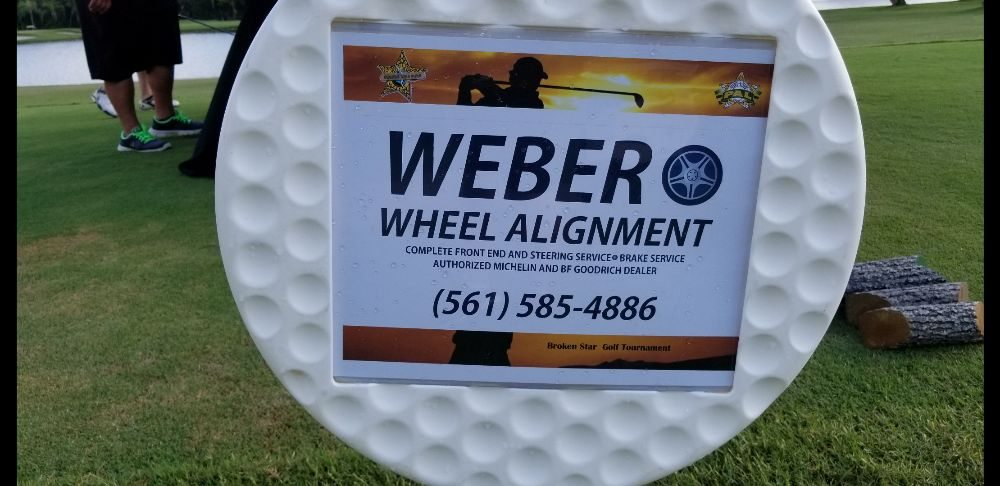 Weber Wheel Alignment West Palm Beach