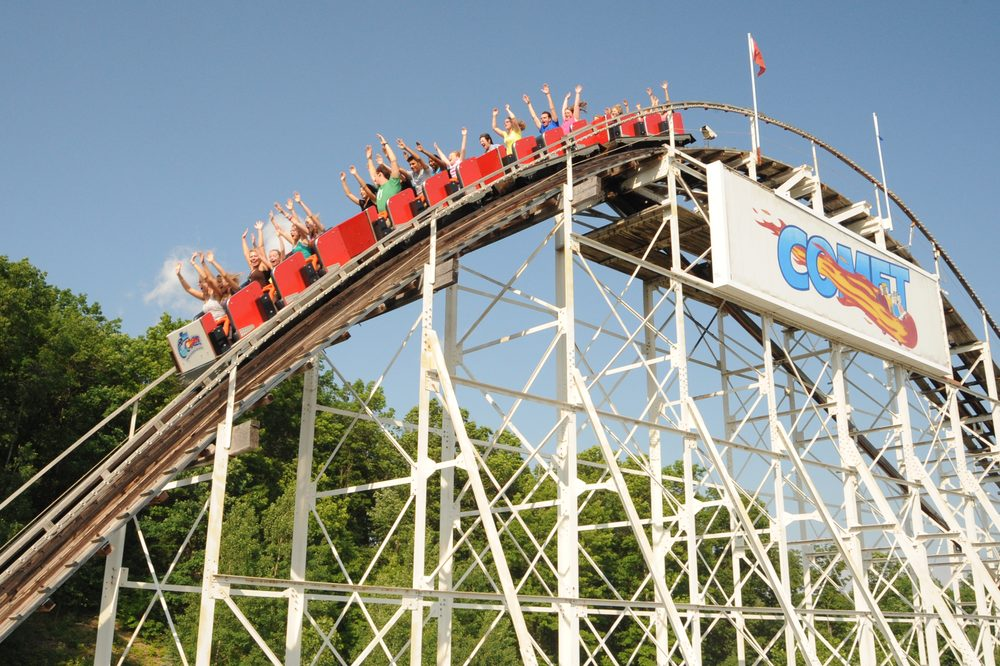 Six Flags Great Escape & Hurricane Harbor