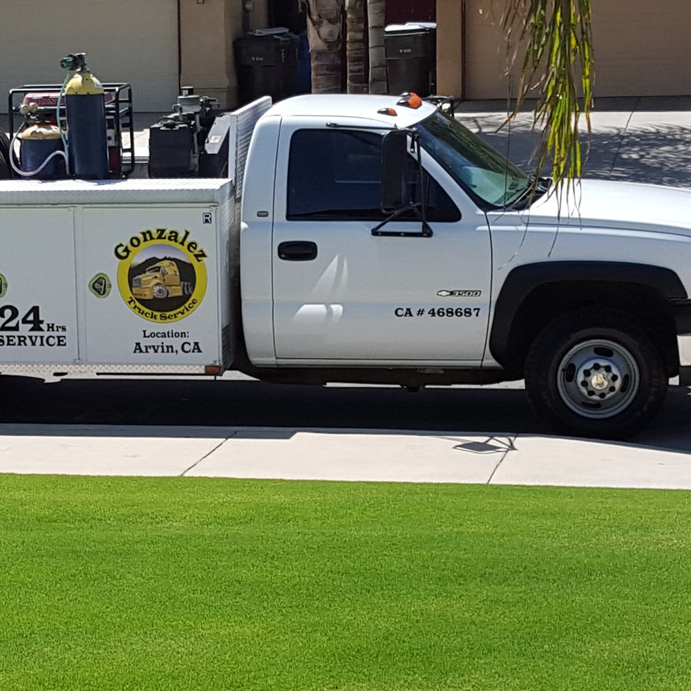 Gonzalez Truck Service: Arvin, CA