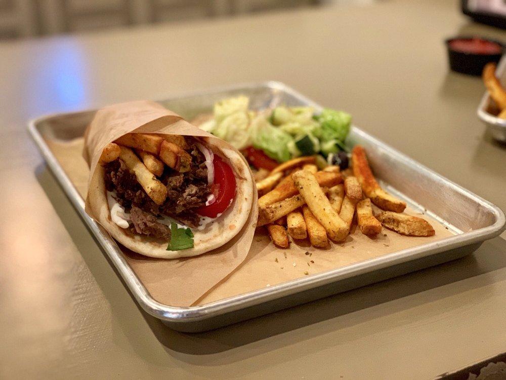 Photo of Zeus Greek Street Food: Atlanta, GA