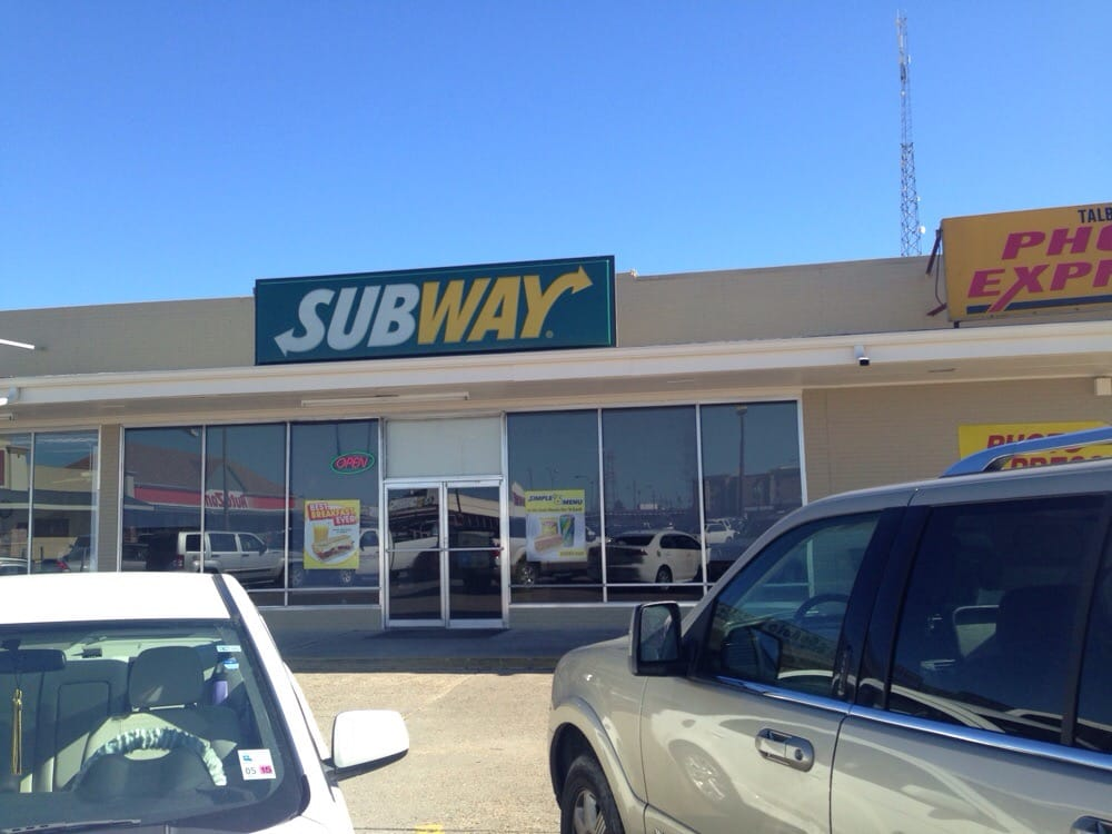 Subway: 6439 Hwy 182 E, Morgan City, LA