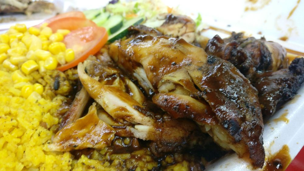 Food from Tasterite Jamaican