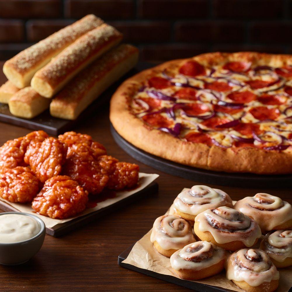 Pizza Hut: 214 W Lagrange Rd, Hanover, IN