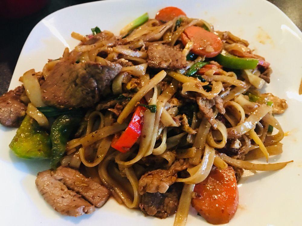 Food from Thai Delight de Mesilla