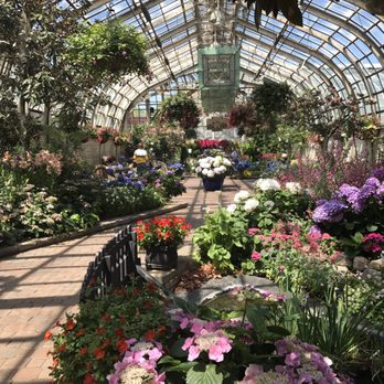 Photo Of Lincoln Park Conservatory Chicago Il United States The Flower Room
