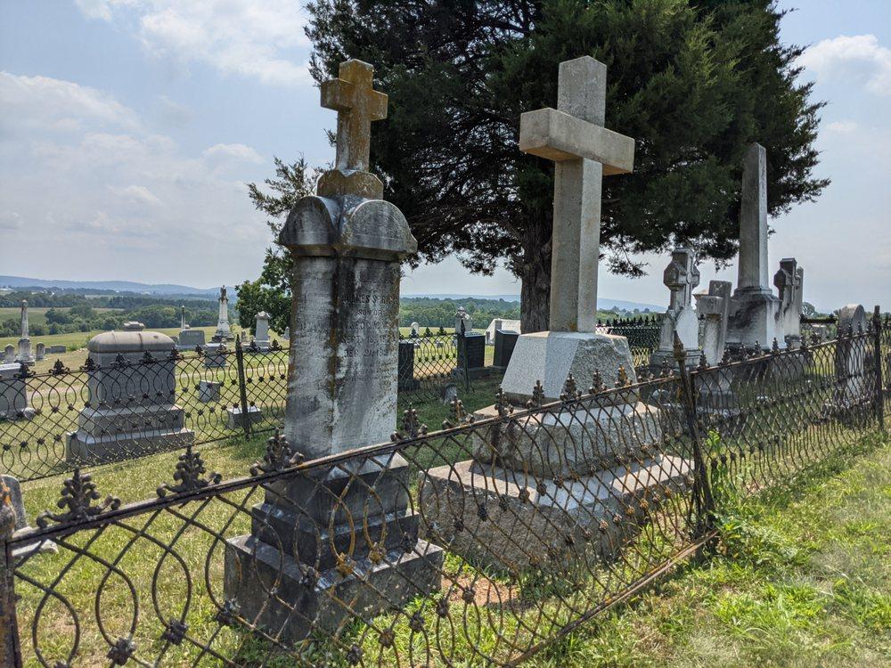 Burkittsville Union Cemetery: 5 Cemetery Dr, Burkittsville, MD
