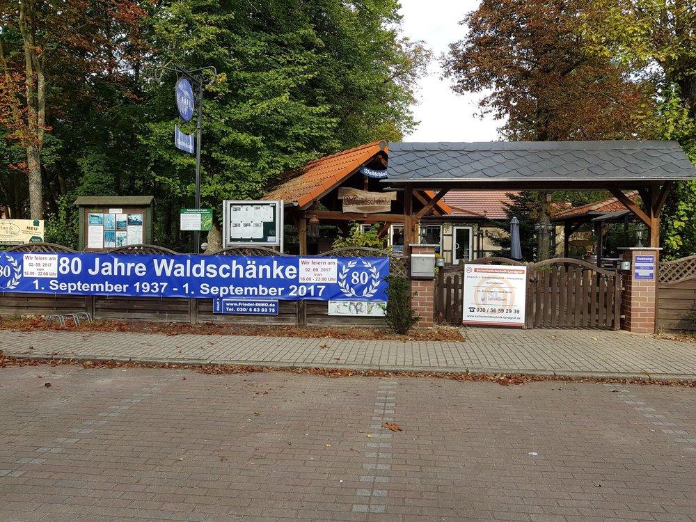 Waldschänke - 13 Beiträge - Deutsch - Köpenicker Allee 18 ...