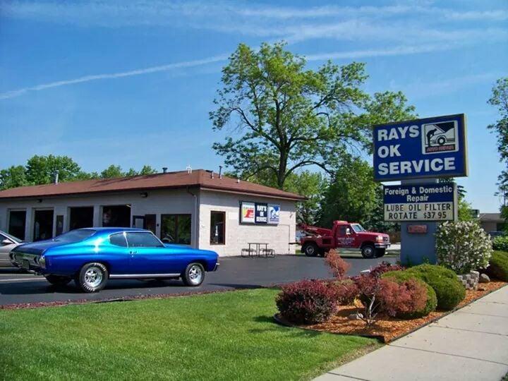 Ray's OK Service