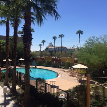 Photo Of Hotel 1333 Tempe Az United States The Pool From Our