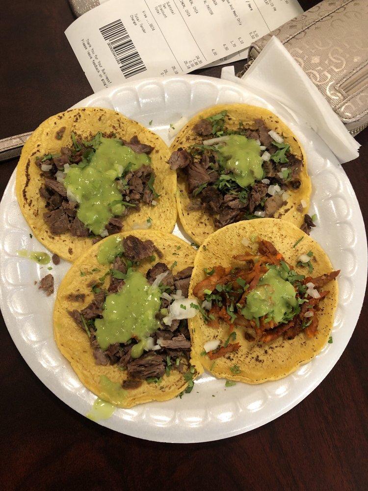 Ponchos Tacos: 343 S State College Blvd, Fullerton, CA