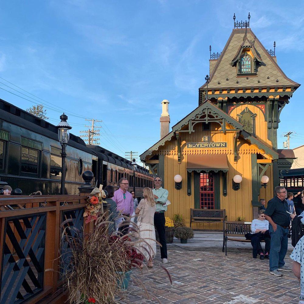 Colebrookdale Railroad: 100 S Chestnut St, Boyertown, PA