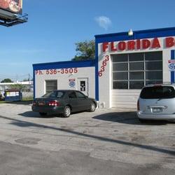 Florida Body Shop Inc logo