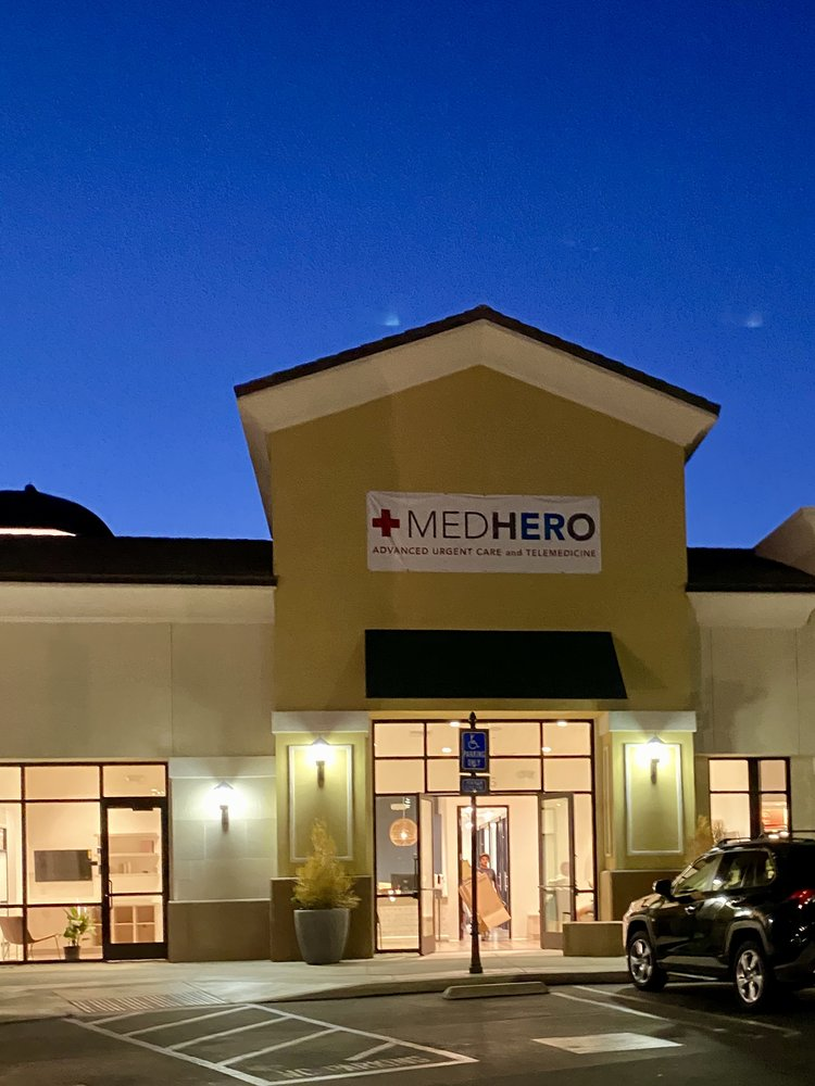 MEDHERO Advanced Urgent Care and Wellness: 3416 Via Mercato, La Costa, CA