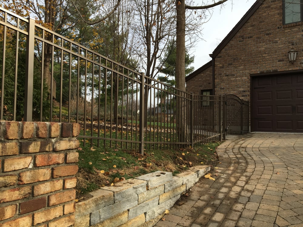 Blanchester Fence: 2575 Reeder Rd, Blanchester, OH